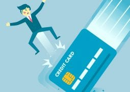 Credit card attack.