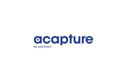 Acapture logo