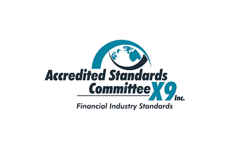 Accredited Standards Committee X9 logo