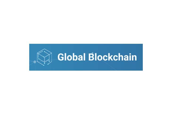 Global Blockchain logo