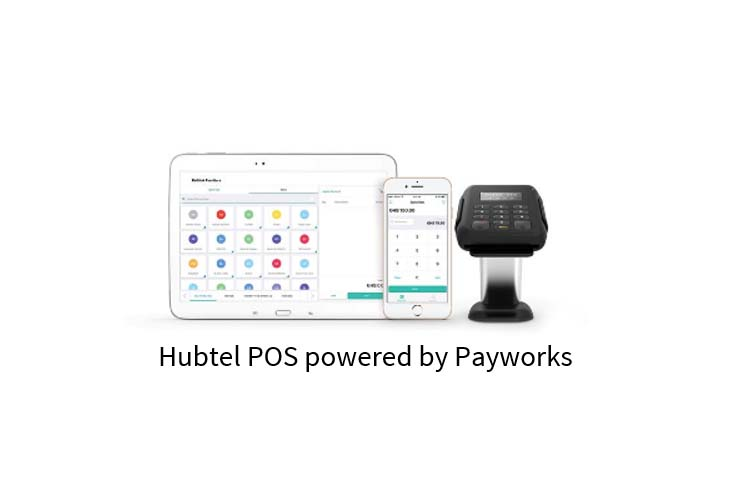 Hubtel powered by Payworks