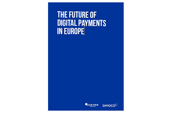 Digital Payments In Europe cover
