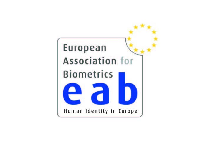 European Association for Biometrics logo