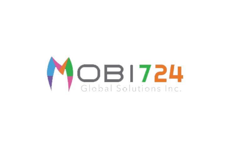 Mobi724 logo