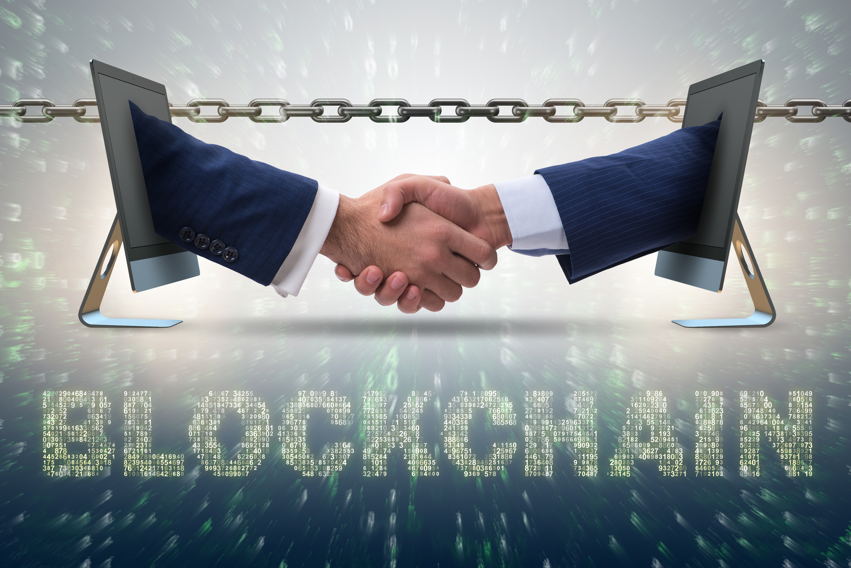 Technology Management Image: Blockchain Will Be The Killer App For Supply Chain