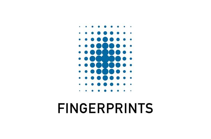 fingerprints logo
